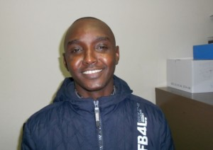 Sudanese student Anowar Tagabo who died after being assaulted on Carver Street in Sheffield city centre